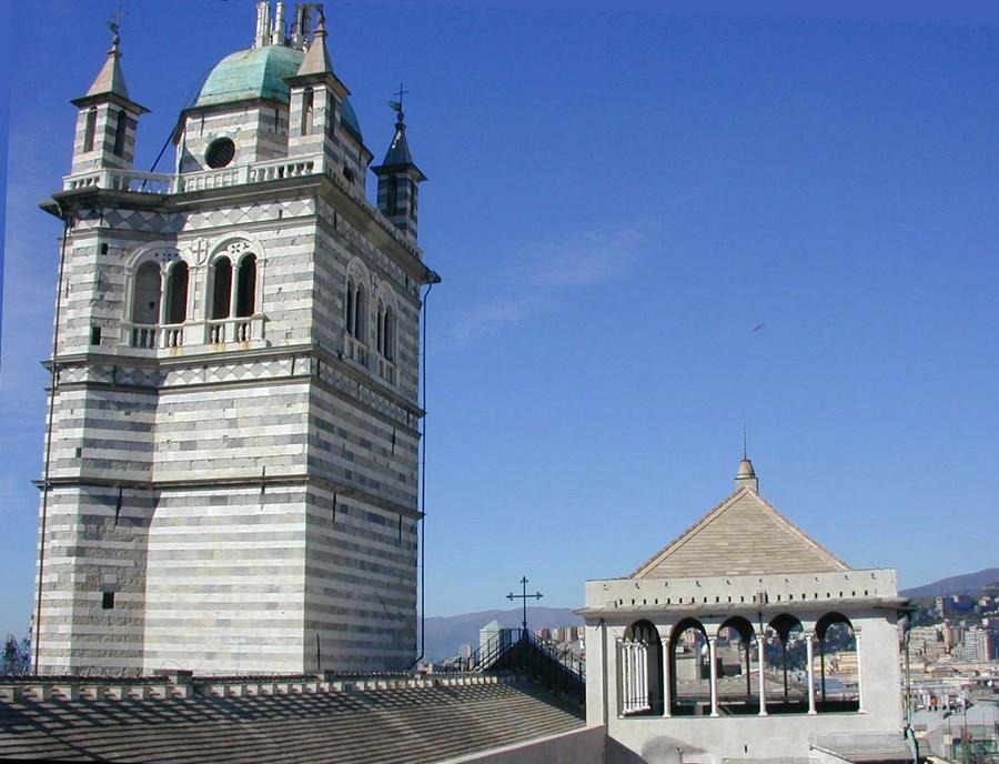 La Cattedrale Di San Lorenzo E I Luoghi Di Devozione